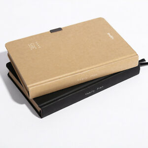 """""""Business 365"""" 1pc Hard Cover Big Size Diary Vintage Retro Notebook Lock Journal"""