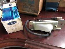 NOS 1969 Ford Galaxie LTD XL Custom Rear License Lamp Assembly C9AZ-13550-A