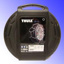 Schneeketten Thule CB-12 Phaeton M5 A8 A7 235/60-16 235/50-18 225/60-17 Gr104
