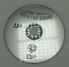 The Man With Two Brains DVD DISC ONLY First Class Shipping