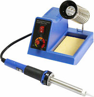 58W Moss® Variable Temperature control Soldering Station Iron Electronic + Stand