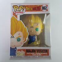Majin Vegeta: Dragon Ball Z | Funko Pop! Vinyl  | #862 | + Protector | Animation