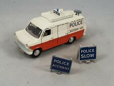 Dinky Toys Ford Transit Police Accident Unit Nr. 287 ca. 1:43 Meccano England