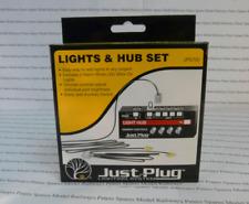 Woodland Scenics Just Plug JP5700 Lights & Hub Set