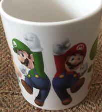 SUPER MARIO Small Retro Gaming Mug Cup NINTENDO (2012) PlayStation PS Wii