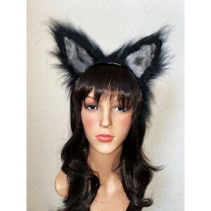 Werewolf Ears Headband Fancy Dress Costume Accessory Cat Ears Halloween