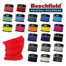 Beechfield Morf Orig. Schlauchschal / Multifunktionsstuch / Mundschutz *NEU