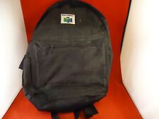Official Nintendo 64 N64 Black Backpack Kid's School Bag *RARE*