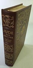 Easton Press Jude the Obscure by Thomas Hardy 100 Greatest 1977 COLLECTORS ED