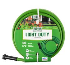 "50 Ft New Garden Hose Vinyl Nylon Water Pipe Lawn Plants Spray 5/8"" Freeshipping"