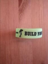 Muscle Pharm Build Your Legacy Arnold Bracelet