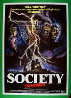 M47 Manifesto 4F Society The Horror Brian Yuzna Billy Warlock Devin Devasquez