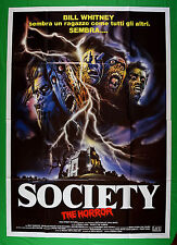 M47 MANIFESTO 4F SOCIETY THE HORROR BRIAN YUZNA BILLY WARLOCK DEVIN DEVASQUEZ