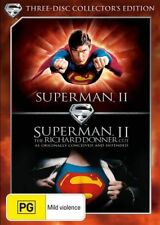 Superman II (DVD, 2006, 3-Disc Set)