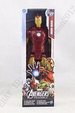Hasbro 1/6 AVENGERS Marvel Titan Hero 12'' action figure Toys IRON MAN