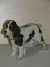 +# A015819_12 Goebel Archiv Muster Hund Dog Spaniel TMK4 CH623 Plombe