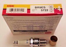 SET OF 4 NGK Plug Spark Plugs BR9ES 5722