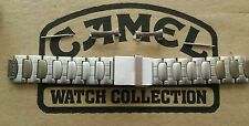 KIT Camel Trophy Metallic Strap 18mm with end link piece