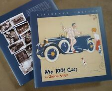 'My 1001 Cars' by Gabriel Voisin - definitive reference edition NOW HALF PRICE!