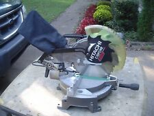 "DJ - Hitachi C10FCH2 10"" Compound Miter Saw"