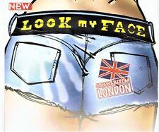 CINTURE NUOVE PER DONNA LOOK MY FACE - LONDON - LOTTO DI 10 - PIZZARDI EDITORE