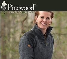 "Pinewood ""Hurricane"" punto señora sweater. transpirable, viento-y wasserabweid"