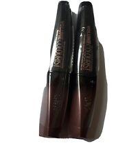 2 X Rimmel London Volume Colourist Mascara With Lash Tint Complex # 001 Black