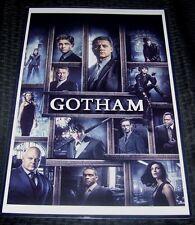 Gotham 11X17 TV Poster Villains