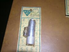 Vintage NOS Gas Tank Fitting Mercury Outboard K.G.S. Supply no.10405-IP