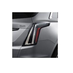 Cadillac XT5 2017 2018 CLEAR TAILLIGHT PKG GM 84101559