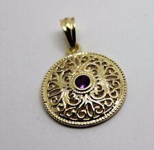 Purple Rose Gold Fine Jewellery