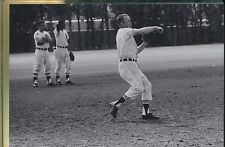 NELLIE FOX CHICAGO WHITE SOX ORIGINAL 35mm FILM PHOTO NEGATIVE 10