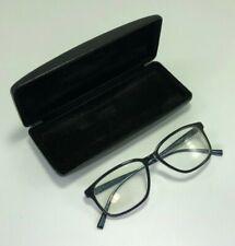 Calvin Klein CK7326 E3610 Eyeglass Glasses Frames Eyewear Black / White Titanium