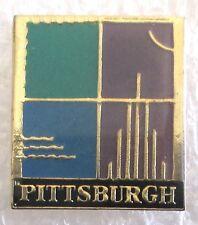City of Pittsburgh, Pennsylvania PA Travel Souvenir Collector Pin