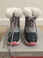 Carter's Toddlers Boots Size 6