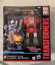Transformers Studio Series 86 - 07 Leader Class Slag Dinobot Slug Daniel In Hand