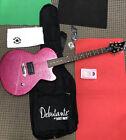 Daisy Rock Rock Candy Debutante Special Edition Electric Guitar Daisy Rock Set for sale