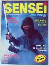 SENSEI - REVISTA DE ARTES MARCIALES - Nº 3 ABRIL 1988 - VER SUMARIO