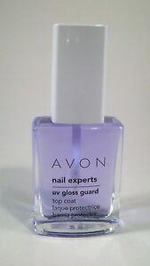 AVON UV NAIL EXPERT UV Gloss Guard- Professional Nail Treatment RARE!