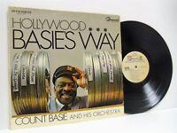 COUNT BASIE hollywood - basie's way LP EX/EX RS 912 SD, vinyl, album, stereo
