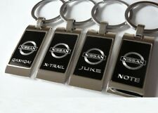 NISSAN Note Qashqai X-Trail Juke Nismo Almera Primera MICRA Keychain Keyring