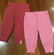 2 x COTTON ON Baby Girl Bottoms Sz 00 ~ Very Good Condition Pants