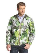 RARE K-Way by Christian Lacroix Men's Reversible Packable Jacket $168 NEW L