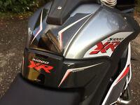 KIT S1000 XR ADESIVI 3D PROTEZIONI SERBATOIO compatibili per MOTO BMW S1000XR