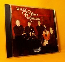 CD Willy Claes Quartet Little Red Man 14 TR 2000 Jazz RARE !