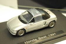 1/43ème  HONDA BEAT 1991 GRIS METAL - EBBRO référence 646