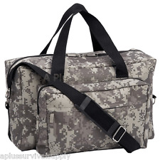 Acu Digital Camo Range Tactical Tote Bag for Survival Kits, Tools, Hunting