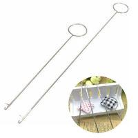 Herramienta de costura Loop Turner Hook Accessaries de coser Enhebrador