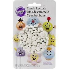 Wilton Edible Candy Eyeballs Eyes For Cupcake, Cake, Cookie & Sweet Decorating