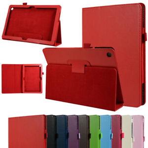 Slim PU Leather Stand Flip Cover Case For Huawei MediaPad T3 10 Tablet T3 9.6''